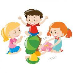 Resultado de imagen para fotos de niños jugando