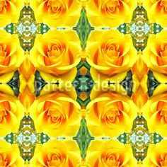 Queen Of Roses Pattern Design Textile Patterns, Textiles, Surface Pattern Design, Vector Pattern, Yellow Roses, Vector File, Pastel Colors, Blossoms, Special Day