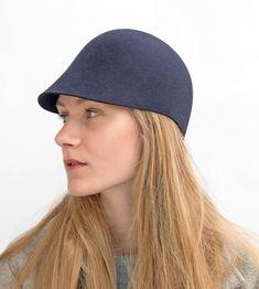 Ciel, leichte Kappe, stylisch Designermode, Trend 2018, Sportcap mit Schirm, jockey style, felt, womens hat, Cap, hat, unkompliziert,Fashion