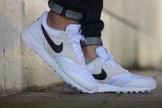 Nike Air Odyssey White/ Black - 652989-102