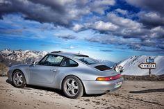 Porsche 993 Carrera - Roadtrip Annecy to Monte-Carlo 2016 Porsche 911 993, Porsche Classic, Monte Carlo, Carrera, Porches, Road Trip, Flat, Cars, Front Porches