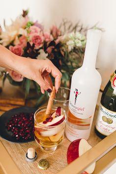 Apple cider tangerine cocktail ingredients skinnygirl tangerine