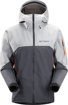 Rush Jacket Men's Waterproof, breathable and durable jacket designed for big mountain adventures and on/off piste skiing and riding. Anatomically patterned for easy layering and enhanced mobility out on the slopes. Snowboarding Gear, Ski Gear, Outdoor Outfit, Outdoor Gear, Ski Sport, Rugged Men, Sharp Dressed Man, Sweater Shirt, Hoodie