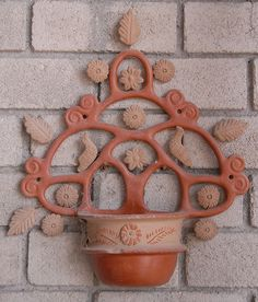 Mexican Pottery Planter | Flickr - Photo Sharing!
