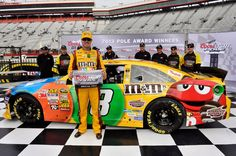 Kyle Sets Track Record in QualifyingDate: March 15, 2013  Event: Food City 500 Pole Winner: Kyle Busch of Joe Gibbs Racing (14.813 seconds at 129.535 mph)