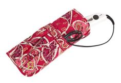 Straighten Up and Curl | Vera Bradley- This is a MUST for travel