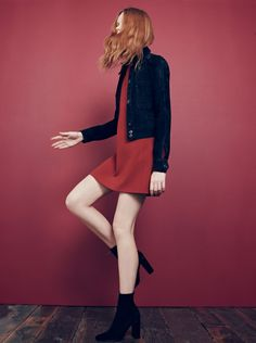 Image 1 of Look 12 from Zara