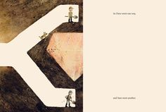 'Sam and Dave Dig a Hole' by Mac Barnett and Jon Klassen – published by Candlewick Press