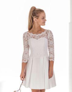 Short Dresses, Formal Dresses, Wedding Dresses, Promotion Dresses, Confirmation Dresses, New Outfits, Diy Wedding, Special Occasion, White Dress