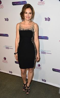 Amy Brenneman Photos Photos: Annual Global Women's Rights Awards - Arrivals Amy Brenneman, In Hollywood, Awards, Formal Dresses, Couples, Inspiration, Beautiful, Black, Women