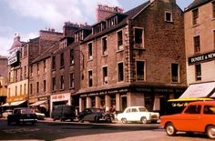 Cowgate, Dundee. My ancestors lived here.