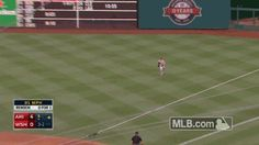 Still trying to comprehend how Ender Inciarte pulled this off.