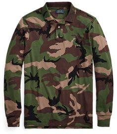 Ralph Lauren Classic Fit Camo Mesh Polo Shirt Teen Boy Fashion, Camo, Polo Shirt, Ralph Lauren, Boys, Shirts, Camouflage, Baby Boys, Polos