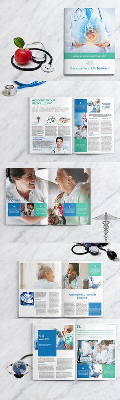 pdf brochure template