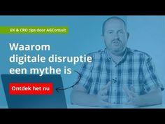 Door digitale disruptie gaan bedrijven sneller failliet dan ooit. Maar klopt dat wel? Of is digitale disruptie een mythe? En hoe blijf je als bedrijf succesvol? Bullshit