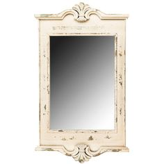 Get Rustic Cream Mirror with Ornate Edges online or find other Wall Mirrors products from HobbyLobby.com
