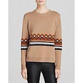 Burberry Brit Fairisle Sweater