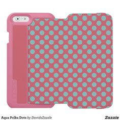 Aqua Polka Dots Phone Wallet Available on many products! Hit the 'available on' tab near the product description to see them all! Thanks for looking!  @zazzle #art #polka #dots #shop #iphone #case #phone #electronic #accessory #accessories #fashion #style #women #men #shopping #buy #sale #gift #idea #samsung #galaxy #apple #mac #ipad #tablet #computer #lifestyle #fun #sweet #cool #neat #modern #chic #laptop #sleeve #ipad #aqua #blue #light #dark #white