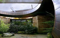 Wilkinson Residence par Robert Harvey Oshatz Architect