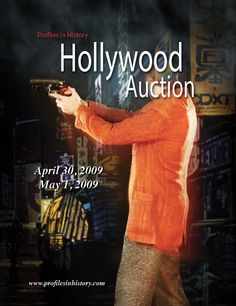 Hollywood Auction 36, 4-30-09  https://www.profilesinhistory.com/auctions/historic-hollywood-wax-museum-auction-36/