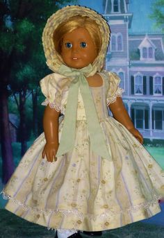 American Girl Doll Cecile or Maria Grace  by CsbsewsDollClothes, $78.00