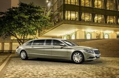 Mercedes-Maybach S 600 Pullman [Fuel consumption combined: 11,7 (l/100 km)   CO2 emission combined: 274 g/km ] #mbhess #maybach #mercedes