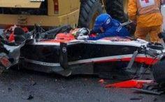 Formula 1: Bianchi operato al cervello, domani il bollettino #bianchi #gp #formula1 #cervello