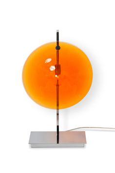 Orbe table lamp by Patrick Naggar