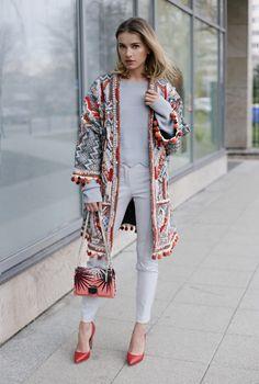 boho kimono Maffashion waysify