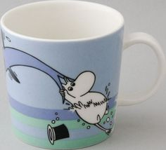 Moomin Mugs, Tove Jansson, Cups, Tableware, Mugs, Dinnerware, Tablewares, Dishes, Place Settings