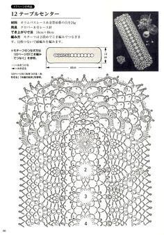 "Photo from album ""Suteki Pineapple Crochet Laces - on Yandex. Filet Crochet, Crochet Doily Diagram, Crochet Doily Patterns, Crochet Chart, Thread Crochet, Crochet Motif, Crochet Designs, Crochet Stitches, Knit Crochet"