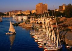 Nile View, Aswan, Egypt  Contact us now: reservation@santaclaustravel.com