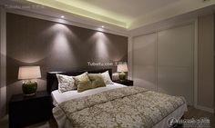 Effect of modern interior bedroom design and decoration pictures 2015