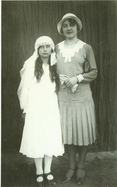 Naszvadi Julianna és Rácz Erzsébet