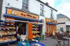 Love this place!! They have the best porridge! Greystones Ireland:  The Happy Pear, Greystones, Dublin Good honest food.