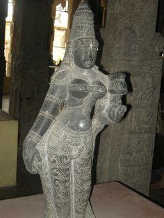 Meenakshiamman Temple - Madurai - Tamilnadu - India