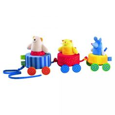 Big Voyage - so cute! I love the noises the animals make. Yes, Aria has this one too!  #oompa toys #habausa