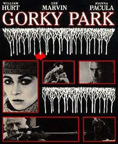 Can't remember whether I read the book first or saw the film but both are thrilling! Filmed in Finland, though. Film Dance, Music Film, Old Movies, Great Movies, Bosphorus Bridge, William Hurt, Lee Marvin, 1980s Films, Film Blade Runner