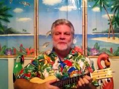 Come Monday (Jimmy Buffett ukulele cover)