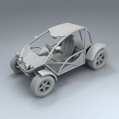 Buggy max Model available on Turbo Squid, the world's leading provider of digital models for visualization, films, television, and games. Electric Cars, Electric Vehicle, Volkswagen, Go Kart, Art Cars, Vehicles, Weird Things, Model, Legends