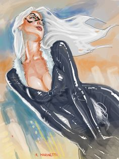 Black Cat 15T by RaffaeleMarinetti.deviantart.com on @deviantART