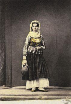 ΦΟΡΕΣΙΑ ΣΑΛΑΜΙΝΑΣ, 1855 Philippos Margaritis (1810 - 1892) Ο Φίλιππος Μαργαρίτης είναι ο πρώτος Έλληνας Φωτογράφος.