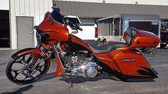#harley 2016 Harley-Davidson Touring 2016 Harley Davidson Street Glide Custom please retweet