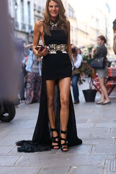 Street Style︱Discover more at Paperonfire : style.paperonfire.co #streetstyle #StreetScene #fashion #style #paperonfire