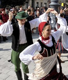 Folk Costume, Costumes, Shall We Dance, Folk Dance, Dance The Night Away, Traditional Outfits, Dancing, Times, Embroidery