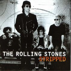 Hoje falamos do ótimo CD dos Rolling Stones, Stripped, com a banda voltando às raízes do Blues! Confiram!