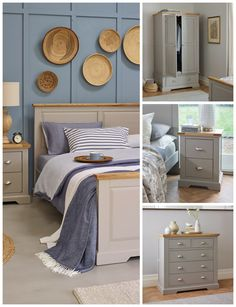 An elegant grey finish for a fresh look, you need the St. Ives range in your home.