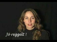 Magyar - Hungarian useful sentences - Phrases d'usage courant en Hongrois