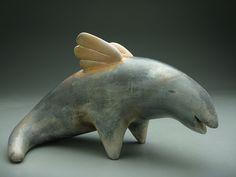 Winged Capricorn by Eva Funderburgh, via Flickr