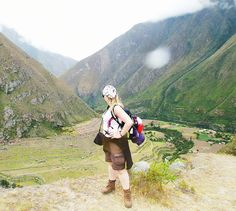 FEARLESS  it's #TravelTuesday so today I'm thinking about all the times travelling has pushed my boundaries and challenged me to do something I've been scared to do.  This picture is me on the Inca Trail  Peru.  I was terrified of the sheer drops  my lips went blue with altitude sickness  at points I thought I wouldn't be able to do it - but I did! Afterwards to this day I look back and feel amazing  it reminds me I can take on anything!  Its these experiences that change you for life